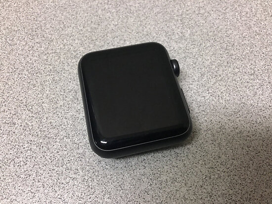 Smart watch (Possibly locked Possibly locked, no chargers