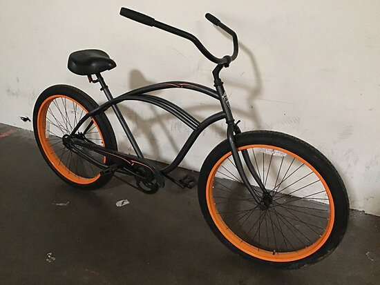 Phat cycles beach cruiser (Used) NOTE: This unit is being sold AS IS/WHERE IS via Timed Auction and