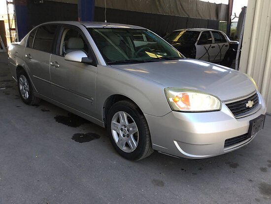 2006 Chevrolet Malibu 4-Door Sedan Runs and drives,