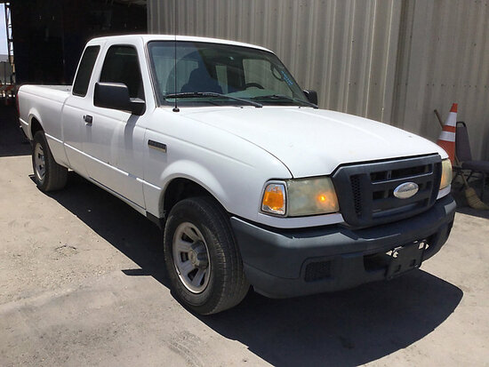 2007 Ford Ranger Extended-Cab Pickup Truck Runs and drives