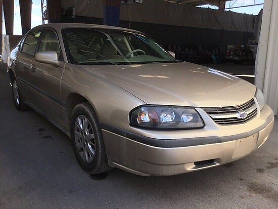 2003 Chevrolet Impala 4-Door Sedan Runs and drives,