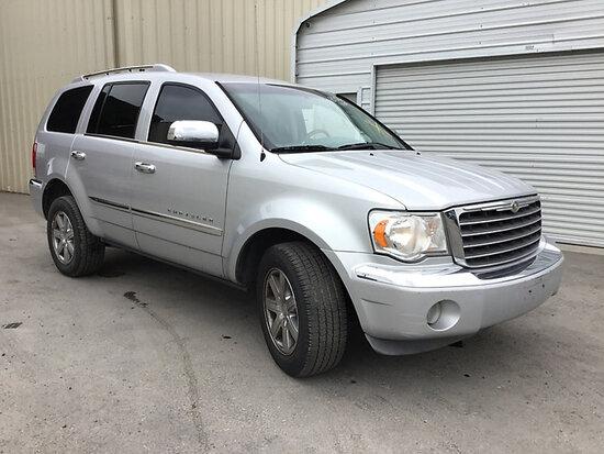 2008 Chrysler Aspen 4-Door Sport Utility Vehicle Runs and drives