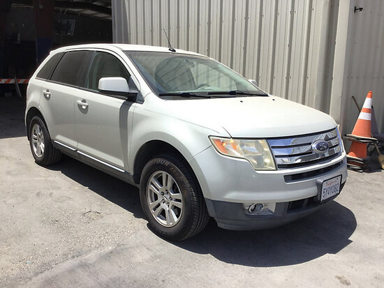 2007 Ford Edge AWD 4-Door Sport Utility Vehicle Runs and drives, duplicate title