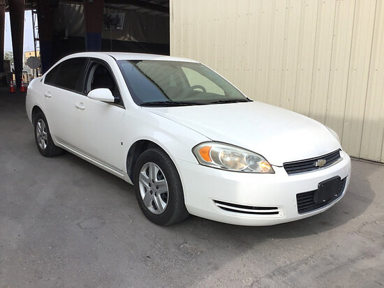 2008 Chevrolet Impala 4-Door Sedan Runs and drives