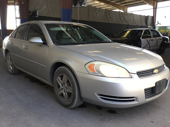 2006 Chevrolet Impala 4-Door Sedan Runs and drives