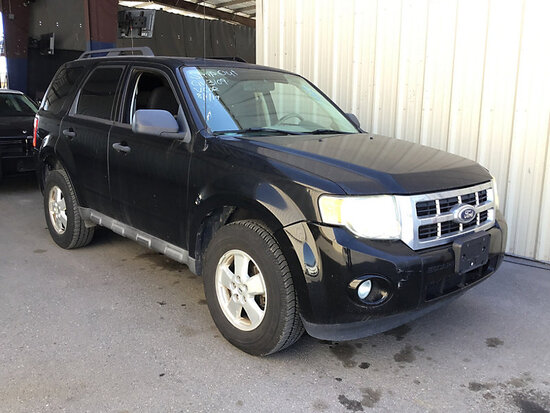 2010 Ford Escape 4-Door Sport Utility Vehicle Runs and drives