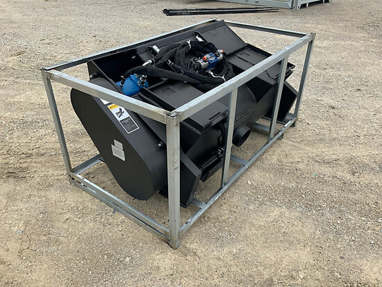 (Wright City, MO) 2020 Great bear Bucket Mixer (New/Unused) NOTE: This unit is being sold AS IS/WHER