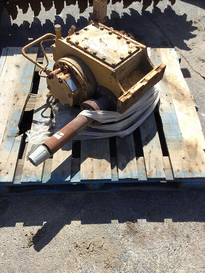 Vermeer Hyd Drill Motor NOTE: This unit is being sold AS IS/WHERE IS via Timed Auction and is locate
