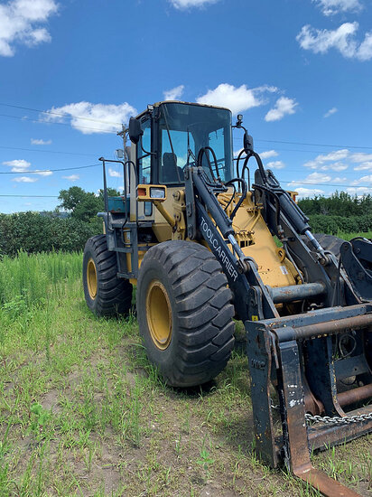 (Burwell, NE) 1999 Komatsu WA250-3PT Wheel Loader runs-drives, operates