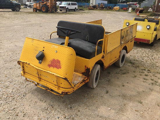 Taylor-Dunn B2-48 Yard Cart condition unknown