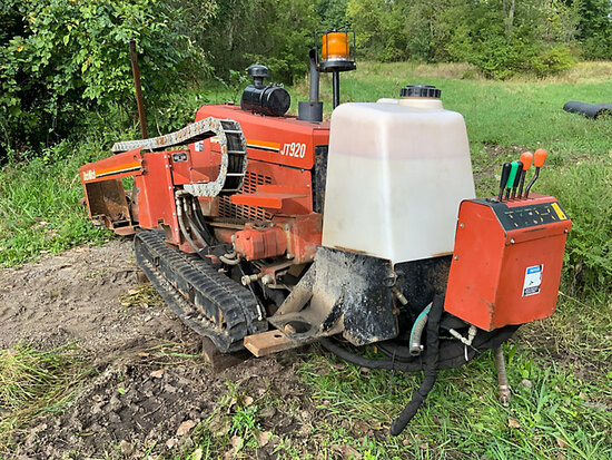 1997 Ditch Witch JT920 Directional Boring Machine not running, condition unknown,  several hydraulic