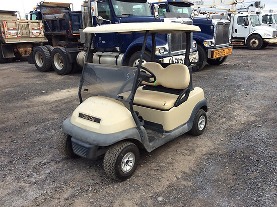 2005 Club Car Precedent Golf Cart Runs & Drives