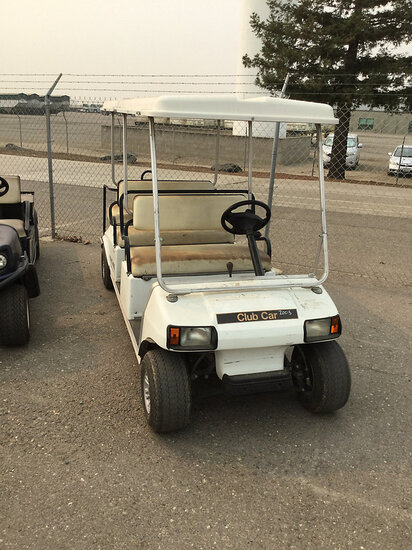 2016 Club Car Villager 6-Man Shuttle Golf Cart Runs & Drives