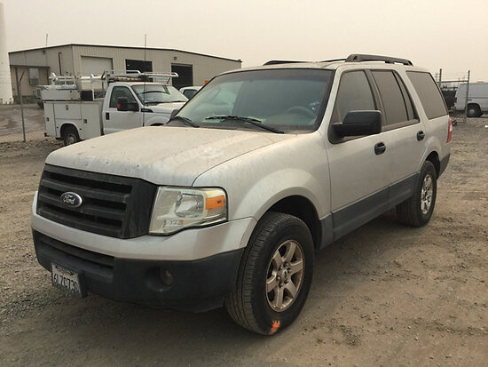 2010 Ford Expedition 4-Door Sport Utility Vehicle Runs & Drives