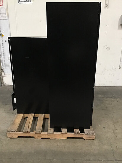 2 metal cabinets (Used ) NOTE: This unit is being sold AS IS/WHERE IS via Timed Auction and is locat