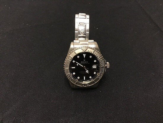 Watch (Used   authenticity unknown ) NOTE: This unit is being sold AS IS/WHERE IS via Timed Auction