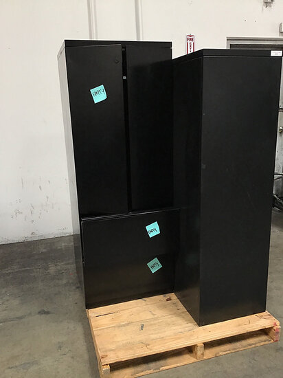 1 metal 5 drawers file cabinet | 1 metal cabinet (Used ) NOTE: This unit is being sold AS IS/WHERE I