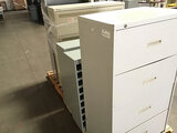 Assorted file cabinets (Used) NOTE: This unit is being sold AS IS/WHERE IS via Timed Auction and is