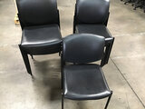 10 lobby chairs (Used) NOTE: This unit is being sold AS IS/WHERE IS via Timed Auction and is located