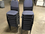 17 chairs (Used) NOTE: This unit is being sold AS IS/WHERE IS via Timed Auction and is located in El