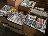 DVDs | audiobooks | cds (Used) NOTE: This unit is being sold AS IS/WHERE IS via Timed Auction and is