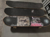 3 skateboards (Used ) NOTE: This unit is being sold AS IS/WHERE IS via Timed Auction and is located