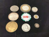 9 coins (Used ) NOTE: This unit is being sold AS IS/WHERE IS via Timed Auction and is located in El