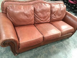 Couch (Used) NOTE: This unit is being sold AS IS/WHERE IS via Timed Auction and is located in El Caj