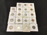 19 coins (Used ) NOTE: This unit is being sold AS IS/WHERE IS via Timed Auction and is located in El