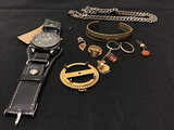 Mis. Jewelry | watch (Used ) NOTE: This unit is being sold AS IS/WHERE IS via Timed Auction and is l