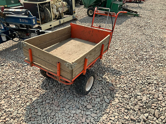 CHP Dr. Power-Wagon Self-Propelled Yard Cart