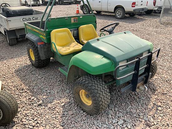 2009 John Deere Gator 4x2 Utility Cart Runs & Moves) (No Title
