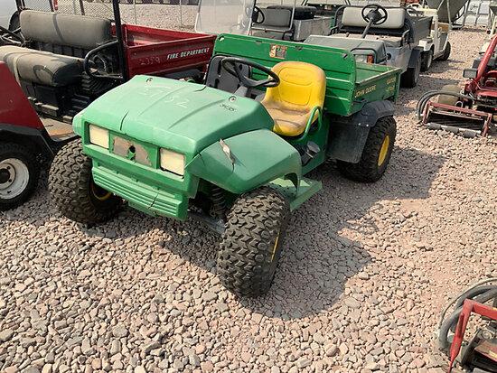 1996 Kawasaki Mule Yard Cart Not Running, Condition Unknown) (No Title