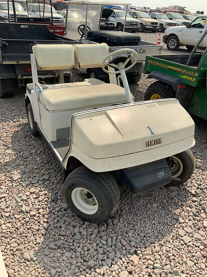 Yamaha Golf Cart Not Running Condition Unknown