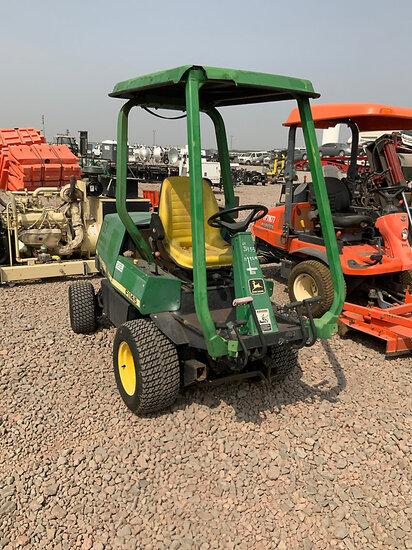 John Deere F1145 Riding Tractor s/n M01145X180121 Runs & Moves