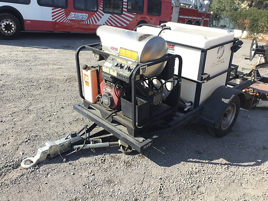 2004 Landa PGHW5 Sprayer Unit Application for Special Equipment, battery cables cut, no key, conditi