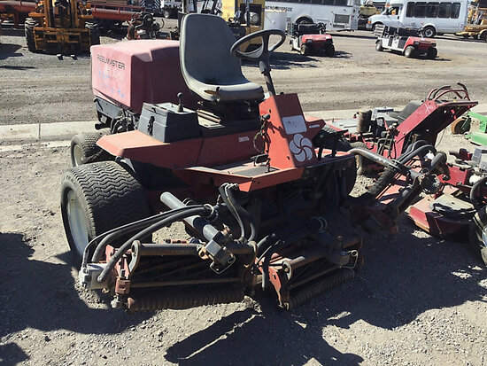 Toro Reelmaster 4000-D Lawn Mower No key, running conditions unknown, may be subject to arb regulati