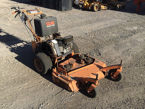 Scag Lawn Mower No key, not running, stripped of parts, Bill of Sale Only