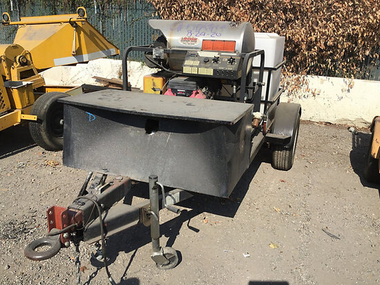 2005 Landa PGHWTR3500 Portable Steam Cleaner/Pressure Washer May be subject to arb regulations, runs