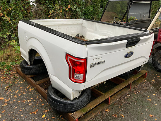 F150 body ((unmounted)) NOTE: This unit is being sold AS IS/WHERE IS via Timed Auction and is locate