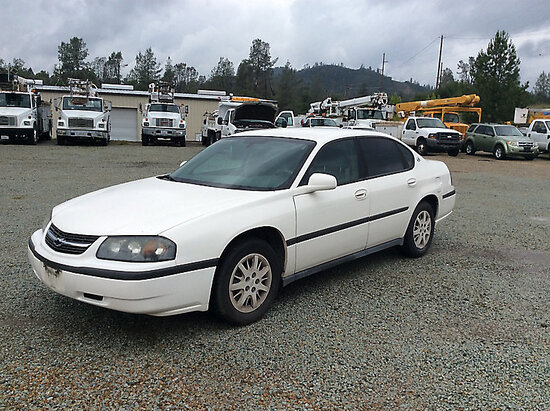 2004 Chevrolet Impala 4-Door Sedan Runs and Moves