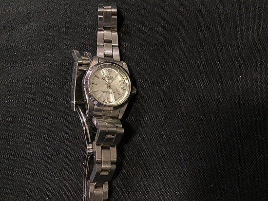 Watch (Used | authenticity unknown ) NOTE: This unit is being sold AS IS/WHERE IS via Timed Auction