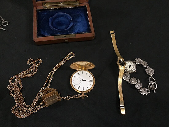 Watches | pocket watch (Used) NOTE: This unit is being sold AS IS/WHERE IS via Timed Auction and is
