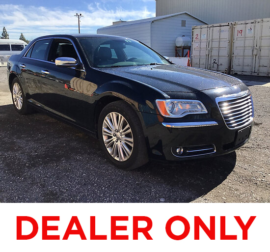 2014 Chrysler 300 4-Door Sedan, AWD DEALER ONLY! NO RETAIL BUYERS! Runs and moves, check engine ligh