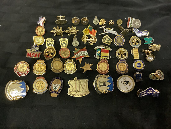 Pins (Used ) NOTE: This unit is being sold AS IS/WHERE IS via Timed Auction and is located in Jurupa