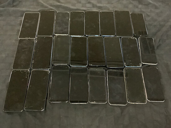 24 cellphones | LG | Motorola | one plus | possibly locked | some have damage | activation availabil