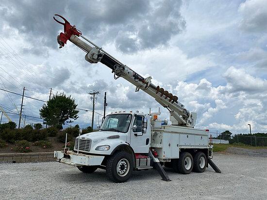 (Villa Rica, GA) Terex Commander 5050, Digger Derrick rear mounted on 2015 Freightliner M2 106 T/A U