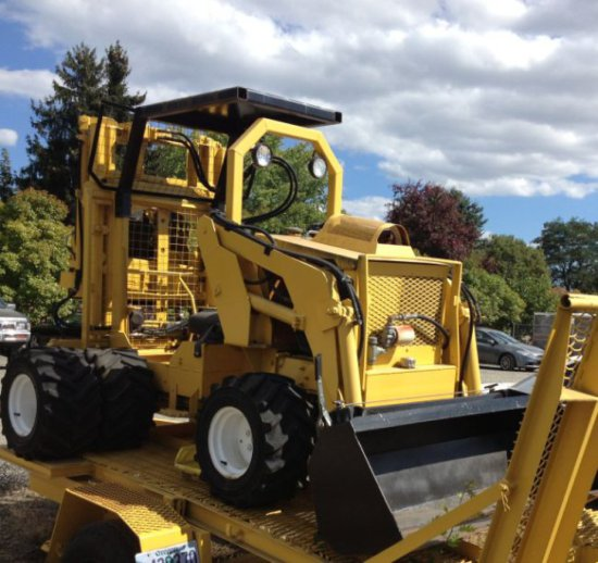 Dandy Digger Skid Steer Auger Tractor Auctions Online