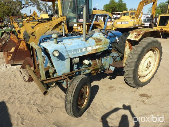 FORD 4000 2WD (SALVAGE)