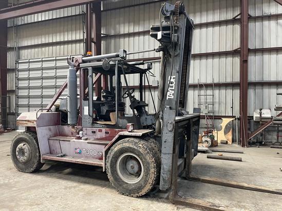 Forklift Auction